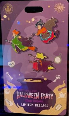Mickey's Not So Scary Halloween Party 2019 Pins - Disney Pins Blog