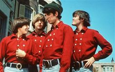 The Monkees were not from the 80s. But MTV didn't care. And neither did I. Ended up meeting Peter Tork- he even sang a song to me! Heaven for a fan....