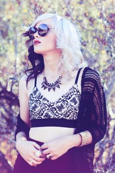 Iconoclast Skye Necklace, Nectar Clothing