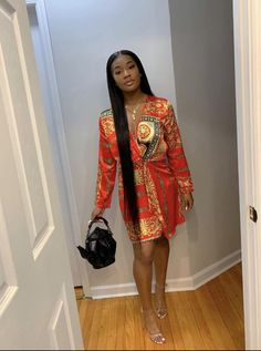 Midi night out fashion baddie outfit plt classy blazer dress Prom Outfits, Swag Outfits, Dope Outfits, Dressy Outfits, Girl Outfits, Fashion Outfits, Fashion 101, Hijab Fashion, Black Girl Fashion
