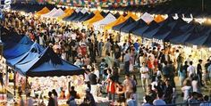 Its a Night Market at the South Lake Union Saturday Market on June 17th in celebration of the Summer Solstice! Come experience the best in street food, pop-ups and hand crafts on a warm summer evening in South Lake Union courtesy of the Seattle Street Fo...