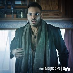 the Magicians, Penny