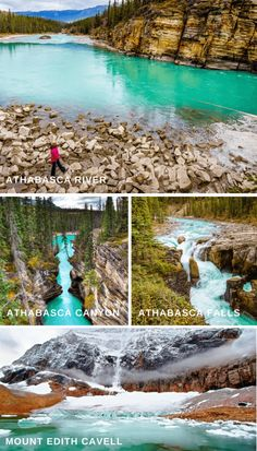 The best places to visit Alberta Canada Find out some fun things to do in Banff National Park Jasper National Park and the Columbia Icefields The Places Youll Go, Cool Places To Visit, Places To Travel, Places To Go, Travel Destinations, Travel Deals, Travel Tips, Columbia, Parc National