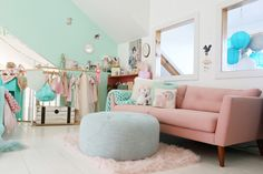 Live Sweet's Dreamy Loft Space