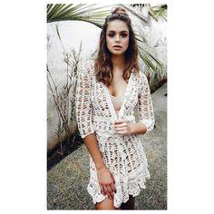 """127 curtidas, 3 comentários - KATIA PORTES (@katiaportesoficial) no Instagram: """"✔️ #disponível (31) 99248-6072 #handmade #slowfashion #musthave #style #crochet #fashion #spfw…"""""""