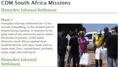 Creflo Dollar South Africa Missions