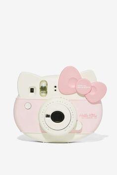 Fujifilm Instax Mini Hello Kitty Camera