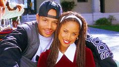 Me and Sheldon as Dionne and Murray from Clueless for Halloween? Um, yes, I think so!