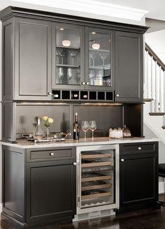 Awesome Basement Bar Refrigerators