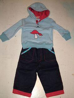 Borgero - Ottobre babykleertjes