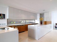 kitchen - Euryalus Street House by Luigi Rosselli Architects