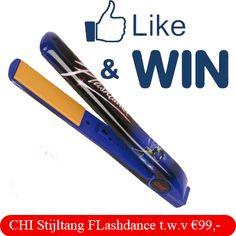 A.s. zondag maakt Lindseys.nl de winnaar bekend van de CHI stijltang. Doe je al mee? * Like de Lindsey's the luxury of life pagina: https://www.facebook.com/www.lindseys.nl?fref=ts * Deel dit bericht http://www.lindseys.nl/a-30242823/chi-stijltangen/chi-limited-flashdance-edition-stijltang-inclusief-gratis-cd-gratis-silk-naar-keuze/