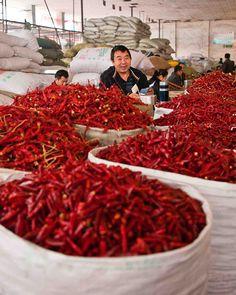 The Chengdu Spice Market