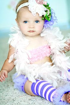 .@Christina Childress Anderson I can see your little girl all dressed up like this some day :)