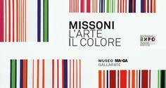 MISSONI, L'ARTE, IL COLORE. A cura di Luciano Caramel, Emma Zanella e Luca Missoni