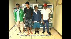 Quatro são presos por suspeita de tráfico na Gávea (RJ) - Vídeos - R7