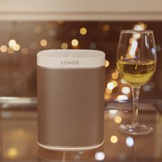 PLAY:1 Deep, crystal clear HiFi sound. Compact and surprisingly powerful.