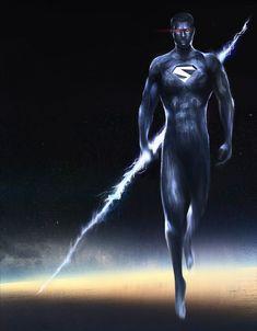 Superman redesign by BlueBloodMan on DeviantArt