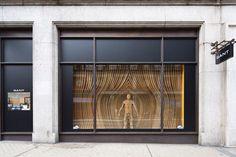 Collaborative Creative Storefronts : Street Shop Windows