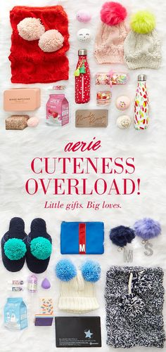 Shop our fave stocking stuffers in this season's gift guide. Cute Gifts, Diy Gifts, Best Gifts, Tween Gifts, Gifts For Teens, Homemade Christmas Gifts, Christmas Diy, Merry Christmas, Holiday Gift Guide