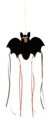 #Halloween Crafts Batty Decoration #MichaelsStores