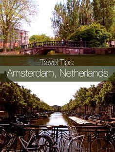Travel Tips: Amsterdam - The Dance Grad