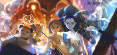 I fight for Spira! -Grand Summoner Yuna