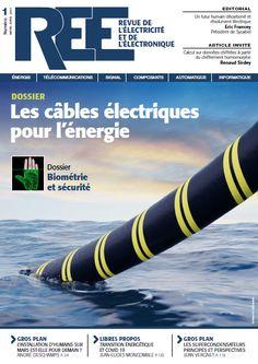 Les câbles électriques pour l'énergie - Biométrie et sécurité, 2021 n°1 EXTRANET (accès réservé TSP-IMTBS) Cgi, Computer Science
