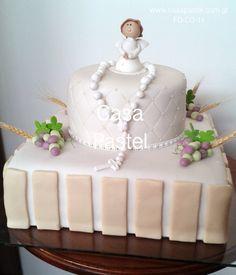 Pasteles e Invitaciones para Primera Comunión y Bautizos  First Communion & Baptism Cakes and Invitations  www.casapastel.com.gt