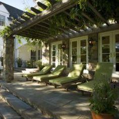 pretty patio