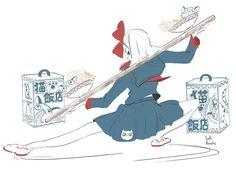お腹が減る時間帯☆ 落書き_φ(・_・キョウモオツカレサマデシタ。 doodle