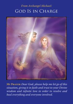 Oracle Card God Is In Charge | Doreen Virtue - Official Angel Therapy Website