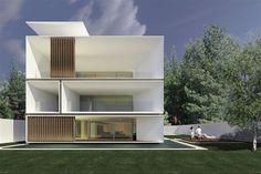 Jacopo Mashceroni Architect : Villa, Bolzano, Italy