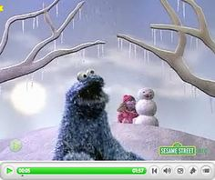 Sesame street video about seasons