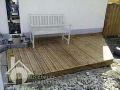 Häuslebauerplaudereien: Terrasse Nr. 2