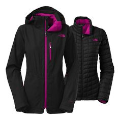 The North Face ThermoBall Snow Triclimate... FREE SHIPPING and NO SALES TAX.