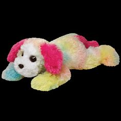 0a1d43ff1a8 Ty Beanie Babies - Yodeler the Rainbow Dog at ToyStop