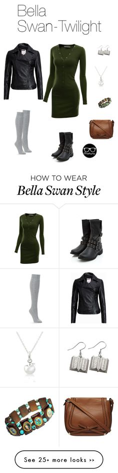 """Bella Swan - Twilight"" by closplaying on Polyvore"