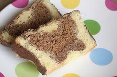 chocoladecakefiguurtjes in de cake!  by Leven met Liv