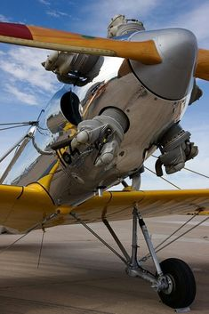 Vintage Planes Beautiful Lines - Image Avion, Radial Engine, Airplane Photography, Aircraft Engine, Airplane Art, Vintage Airplanes, Aircraft Pictures, Aviation Art, Military Aircraft