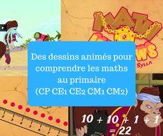 France TV Education est à l'origine d'un projet qui devrait intéresser les parents désireux d'offrir une aide à la compréhension des mathématiques à leurs enfants du primaire (du …