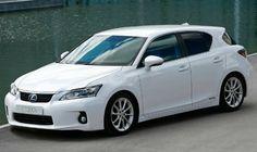 Lexus reduz preço do híbrido CT 200h +http://brml.co/19exO5p