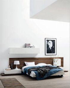 Modern bedroom furniture - Quality from BoConcept Dream Bedroom, Home Bedroom, Modern Bedroom, Bedroom Furniture, Bedroom Decor, Design Bedroom, Contemporary Bedroom, Bedrooms, Master Bedroom