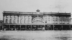 The Dalton Brothers stores, 1899. Photo:  The Collections of Central West Libraries.