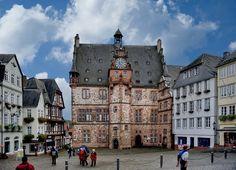 Marburg, stad op de sprookjesroute van grimm