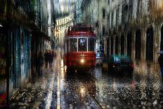 Cultura Inquieta - Fotos de ensueño de días lluviosos, que parecen pinturas al óleo
