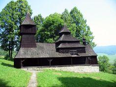 Lukov - Venecia Muzeum.SK - Drevené kostolíky na Slovensku
