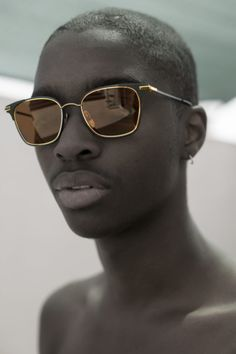4b2d25e2a981 Alton in some new arivals by Thom Browne eyewear at Union LA Source  store.