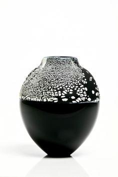 Vicky Higginson, Meiji Jingu (detail). Blown glass. July 2011