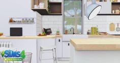 Sims 4 Kitchen downloads » Sims 4 Updates